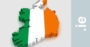 Ireland Domain .ie