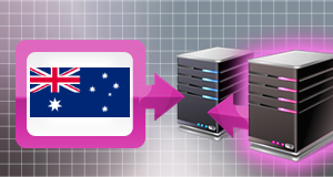 Forward Proxy Server (Australia)