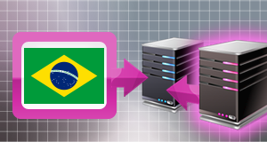 Forward Proxy Server (Brazil)