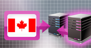 Forward Proxy Server (Canada)