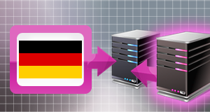 Forward Proxy Server (Germany)