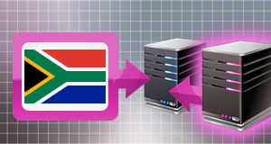 Forward Proxy Server (South Africa)