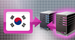 Forward Proxy Server (South Korea)