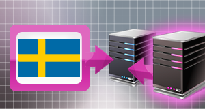 Forward Proxy Server (Sweden)