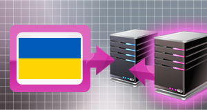 Forward Proxy Server (Ukraine)