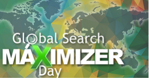 Global Search Maximizer Day (London - 12th February)