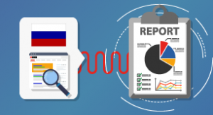 Russian search term report analysis
